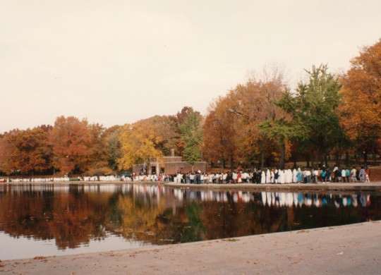 Rosary Rallies at Indian Lake